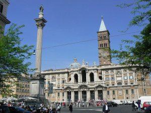La basilique de Santa Maria Maggiore
