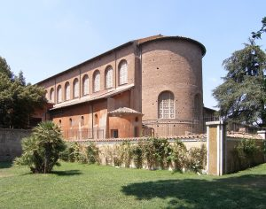 La basilique Sainte Sabine