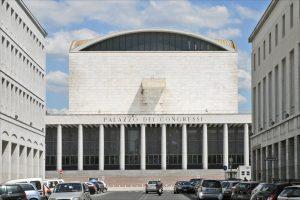 Le Palazzo dei Congressi Rome