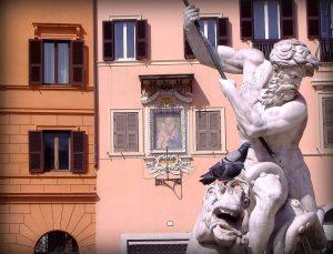 La Piazza Navoca est un chef-d'œuvre baroque