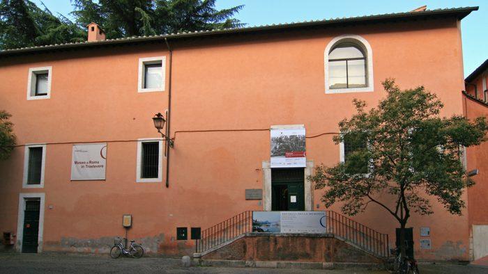 musée de Rome du Trastevere