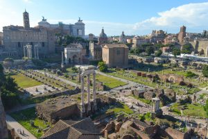 Le Forum et la colline du Capitole