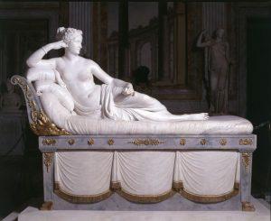 Pauline Borghese en Vénus