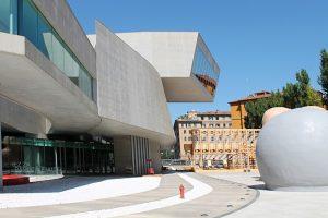 MAXXI – musée national des Arts du XXIème siècle