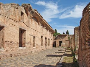 port antique Ostie