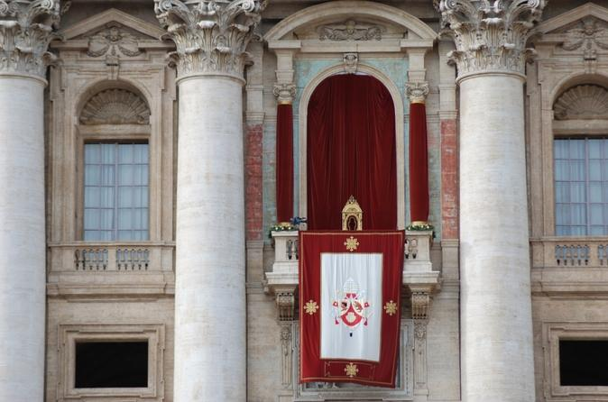 audience papale au Vatican