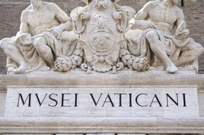 Billets Musées du Vatican Rome