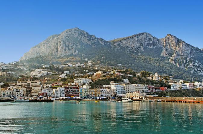 excursion Capri