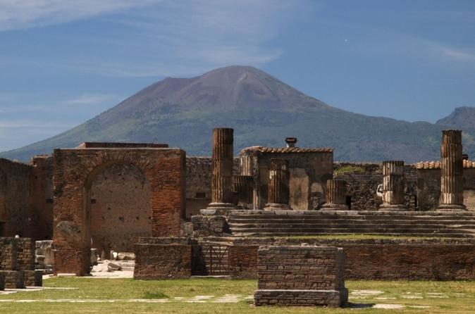 Excursion Naples