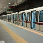 Le métro à Rome
