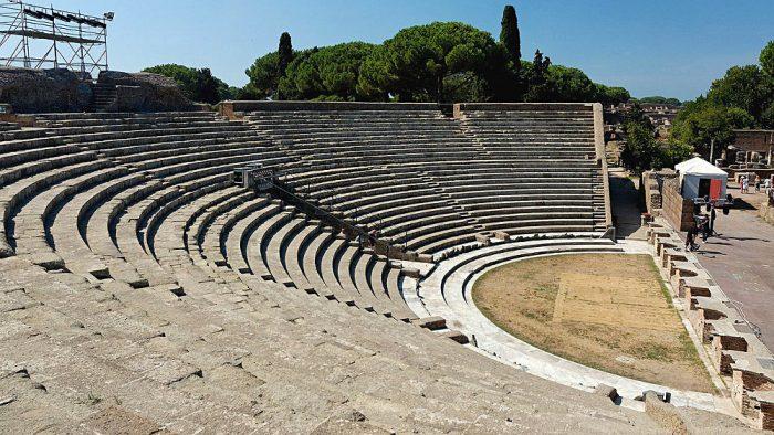 théâtre antique Ostie