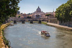Croisière sur le fleuve Tibre
