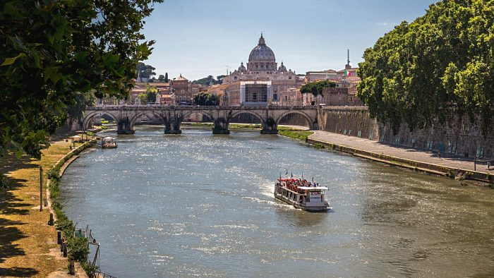 croisière Rome