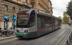ligne 8 à Rome