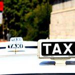 Les taxis à Rome