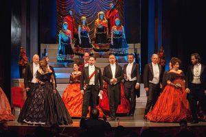 Voir l'opéra La Traviata à Rome