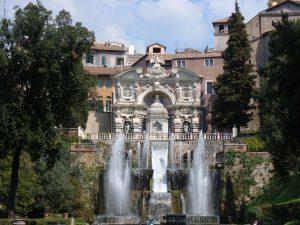 La Villa d'Este.