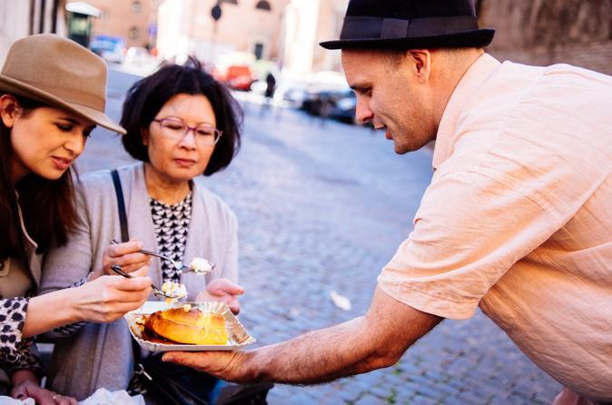 Visite gourmande Rome