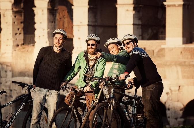 visite de Rome à vélo