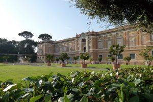 Visitez la résidence du pape à Castel Gandolfo
