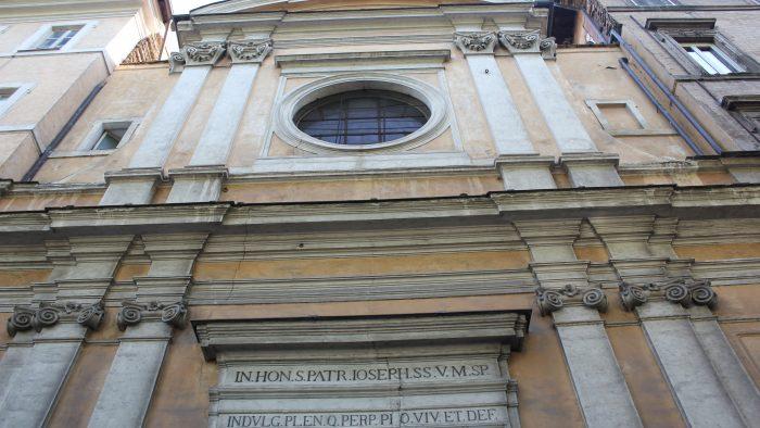 San Giuseppe alla Lungara