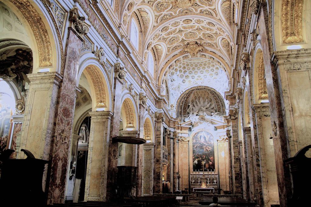 eglise Saint-Louis-des-Français Rome