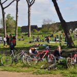 Découvrez Rome à vélo!