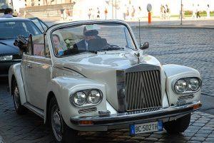 Mariage à Rome.