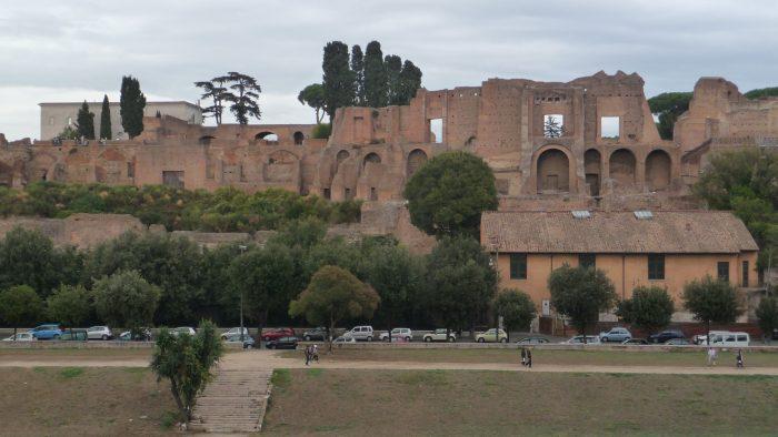 Les événements au Cirque Maximus.
