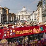 Faut-il visiter Rome avec un circuit en bus touristique ?