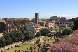 Partez à la découverte de la Rome antique en Segway