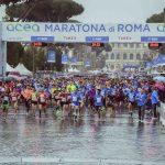 Le classement du marathon de Rome 2017