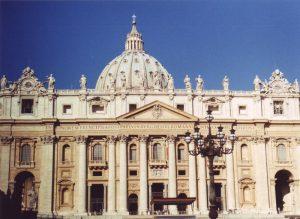 La basilique Saint-Pierre.