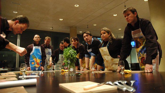 prenez un cours de cuisine 224 rome et devenez un v 233 ritable chef bubblerome