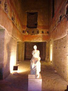 renaissance Statue_Domus_Aurea