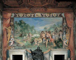 Réouvertures salle des Horaces et des Curiaces