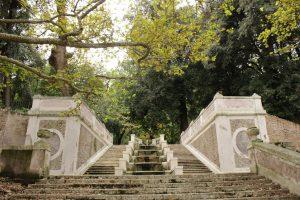 scalinetta delle undice fontane