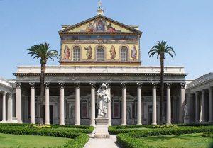 basilique saint paul hors les murs rome