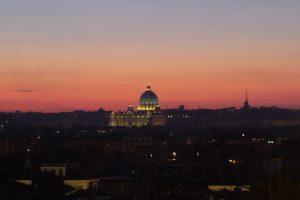 3 endroits pour assister au coucher de soleil à Rome