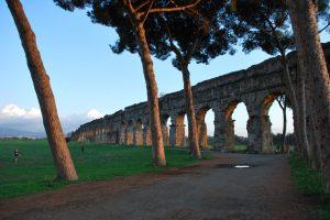 Découvrez le Parc des aqueducs et Via Appia à vélo
