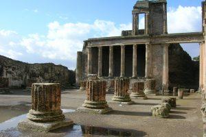 Comment visiter Pompéi en 1 journée au départ de Rome?