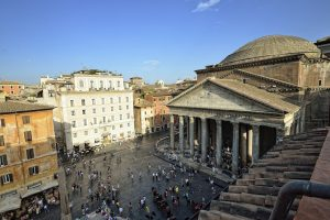 Partez sur les traces des artistes célèbres ayant vécu à Rome