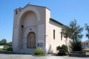 chiesa borgetto dei pescatori