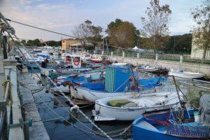 Petit bourg des pêcheurs d'Ostie : une charmante escapade près de Rome