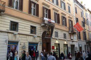 maisons-muses de goethe rome