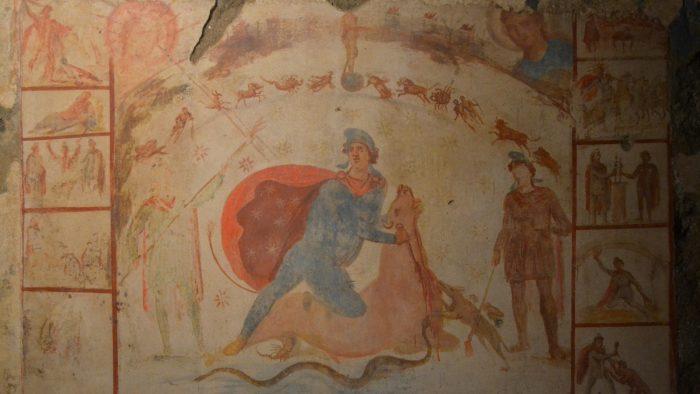 mithra au palazzo Barberini rome