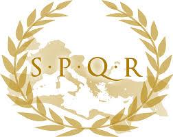 Rome détails SPQR