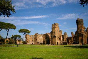 Pourquoi il faut visiter les anciens thermes de la Rome antique