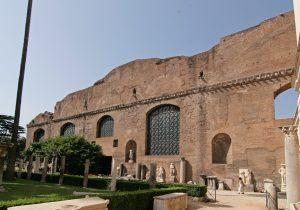 thermes de diocletien rome