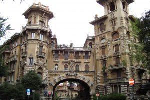 Découvrez Coppedè, le quartier Art nouveau de Rome